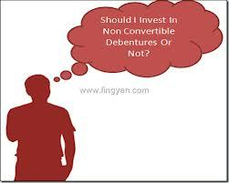 Best investment options Non convertible Debentures