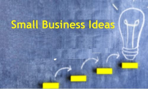 Small Business Ideas with Low investment and high profits