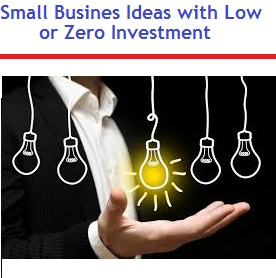 Good Small Business Ideas With Low Investment Myinvestmentideas Com