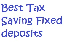 Best interest rates on tax saving FD in India–Jan-2013; Interest rates on FD