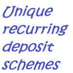 iWish recurring deposit scheme from ICICI Bank – Review