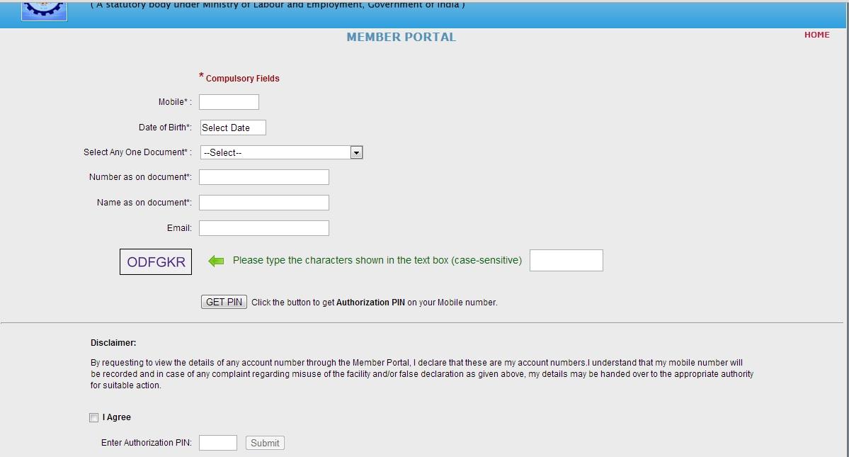 EFPO member registration