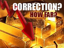 Gold prices falling, what should we do now