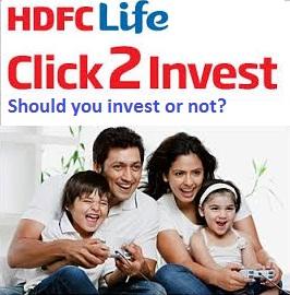 HDFC Click2Invest-Ulip