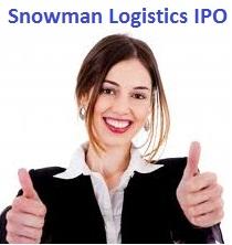 Snowman Logistics IPO
