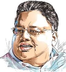 Rakesh Jhunjhunwala Latest Stock Portfolio-2014