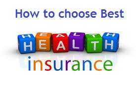 How to choose a best and good health insurance plan in India