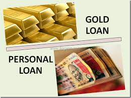 Personal Loans Vs Loan Against Gold - Which is best option