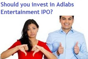 Adlabs Entertainment IPO-Should you invest