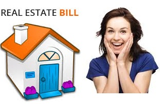 Real Estate Bill - Benefits to consumers, buyers