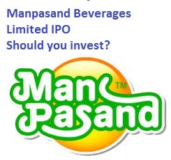 Manpasand Beverages Limited IPO