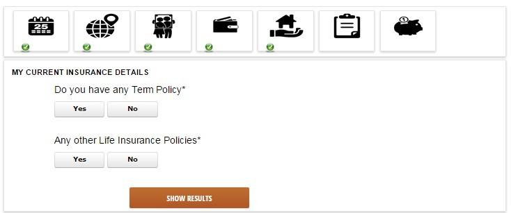 Policyadvisor-Online term advisor tool-3