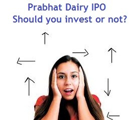 Prabhat Dairy Ltd IPO