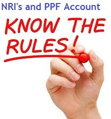 Should NRI's continue their existing PPF account