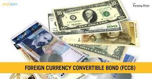 What are Foreign Currency Convertible Bonds (FCCBs)