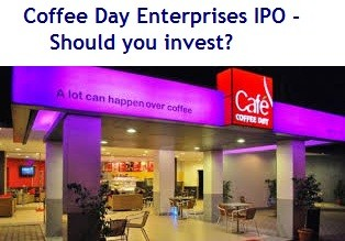 Coffee Day Enterprises IPO
