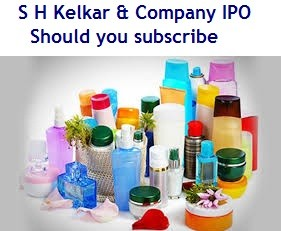 S H Kelkar & Company IPO - Should you subscribe
