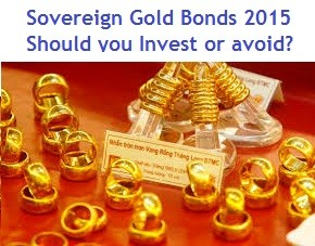 Sovereign Gold Bonds 2015 – Should you Invest