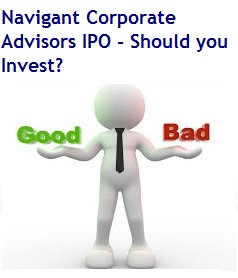 Navigant Corporate Advisors IPO - Should you invest