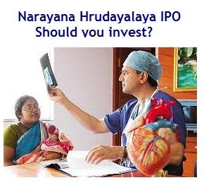 Narayana Hrudayalaya IPO Review