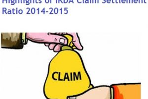 Highlights of IRDA Claim Settlement Ratio 2014-2015