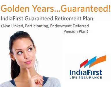 Indialife first guaranteed retirement plan Review