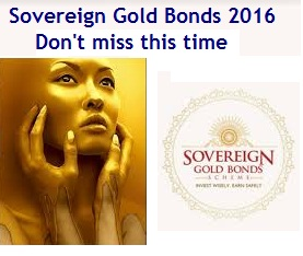 Sovereign Gold Bonds 2016 Review