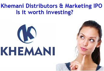 Khemani Distributors & Marketing IPO Review