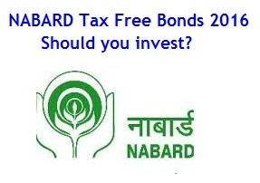NABARD Tax Free Bonds 2016 Review