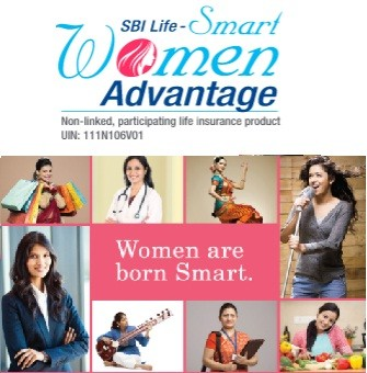 SBI Life Smart Women Advantage Life Insurance Plan ...