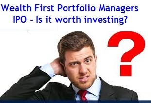 Wealth First Portfolio Managers IPO Review