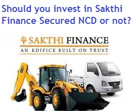 Sakthi Finance NCD April-May-2016