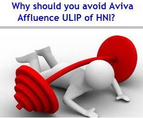 Why should you avoid Aviva Affluence ULIP of HNI