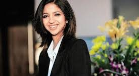 Billionaire daughters in India-Nandini Piryamal daugher of ajay piramal