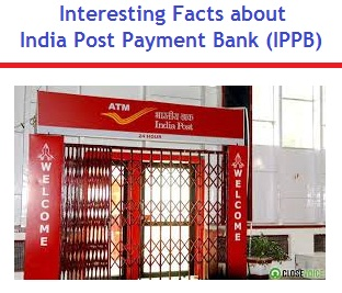 Interesting Facts about India Post Payment Bank (IPPB)