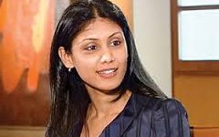 Roshni Nadar is the daughter of Shiv Nadar-Top Billionaire daughters in India