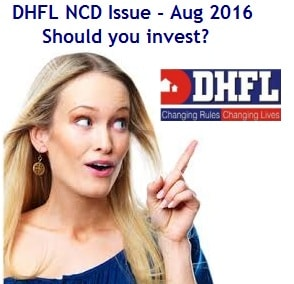 DHFL NCD Issue Aug 2016 Review