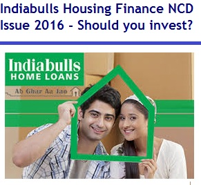 Indiabulls Housing Finance NCD Sep 2016