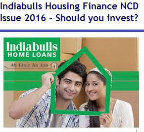 Indiabulls Housing Finance NCD Sep 2016