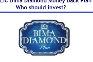 LIC Bima Diamond Money Back Plan Review