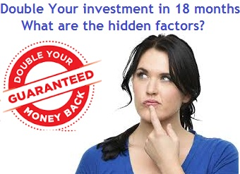 Golden Gate Properties-Double your investment in 18 months-hidden factors
