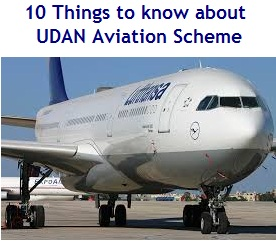 Things to know about UDAN Aviation Scheme
