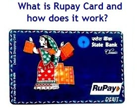 What is Rupay card and how does it work