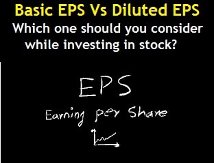 Basic EPS Vs Diluted EPS – Which one should you consider while investing in stock