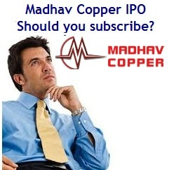 Madhav Copper Limited IPO Review