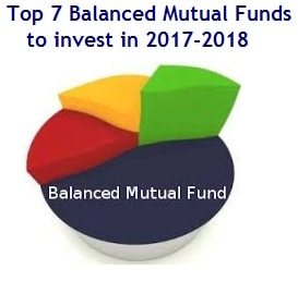 Top and Best Balanced Mutual Funds to invest in 2017-2018-min