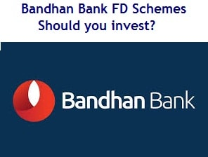 Bandhan Bank Fixed Deposit Schemes – Should you invest-min