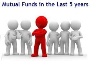 Top 20 Best Performing Mutual Funds in India in the Last 5 years-min