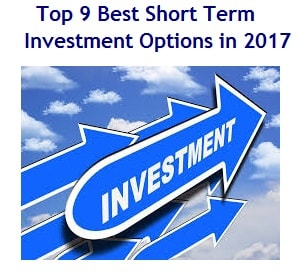 Best short term investment options 2017