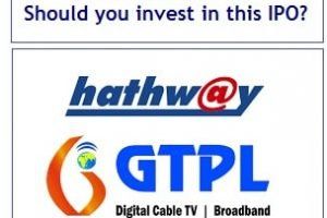 GTPL Hathway IPO – Should you invest?